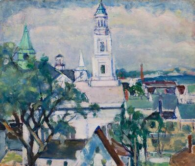 Nancy Maybin Ferguson, 'View of Provincetown', 19th -20th Century