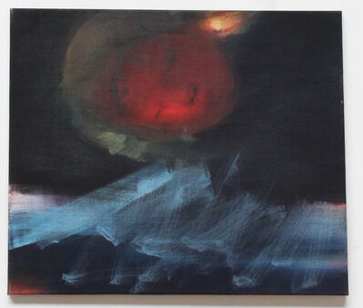 Leiko Ikemura, 'Nachtwesen Polar 2', 2010