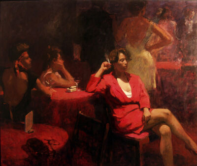 Joseph Peller, 'Ladies' Night', 1994