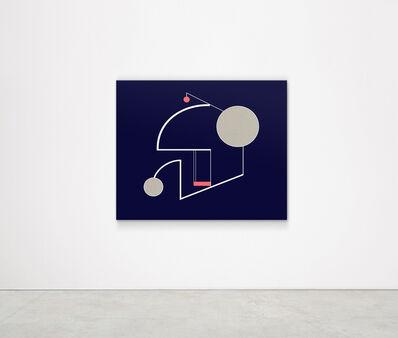 Sinta Tantra, 'Zenith of Sky (Buckminster Fuller) ', 2018