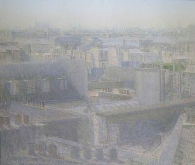 Masao Haijima, 'Paysage de la Sainte Chapelle', 2004
