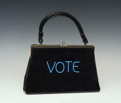 Michele Pred, 'Vote ', 2020