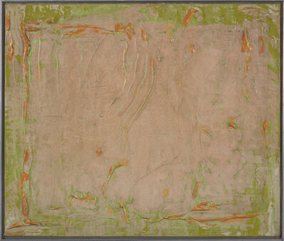 Walter Darby Bannard, 'Cotton Easter', 1972