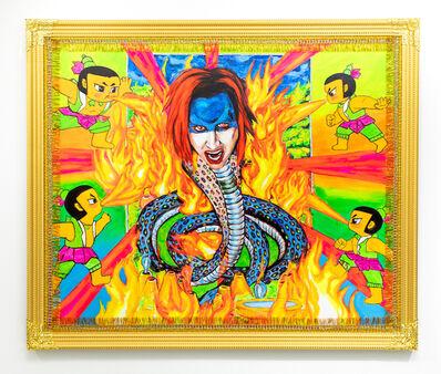 Lu Yang, 'I ❤ Manson 我❤曼森', 2019