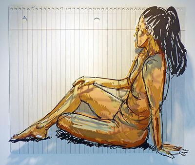 Michael Kalish, 'Astrid', 2015