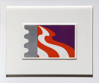 Gerald Laing, 'Untitled (From Banner)', 1968