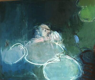 Sandrine Kern, 'Water Lilies in the Dark', 2020