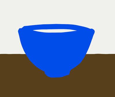 Markus Weggenmann, 'Monoprint No. 055', 2013