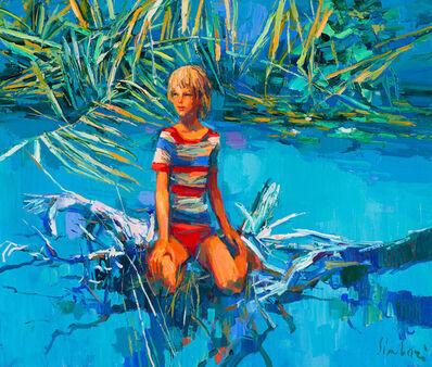 Nicola Simbari, 'Girl in Water', 20th/21st Century