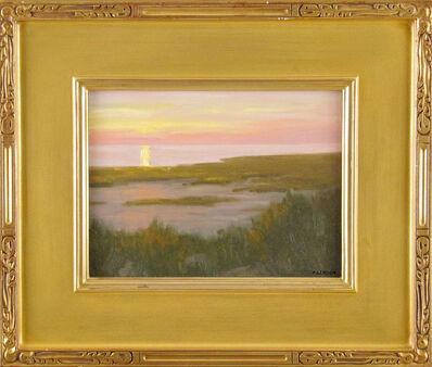 Steve Allrich, 'Tidal Sunset, Pink Sky', ca. 1995