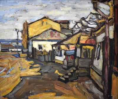 Abraham Manievich, 'Street in Town', 1916/18