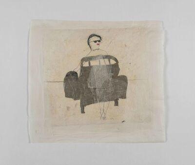 Azade Köker, 'Frau mit der Brille', 2017
