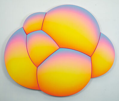 Jan Kaláb, 'Sunset Bubble', 2020