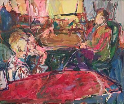 Diana Kurz, 'The Conversation', 1965