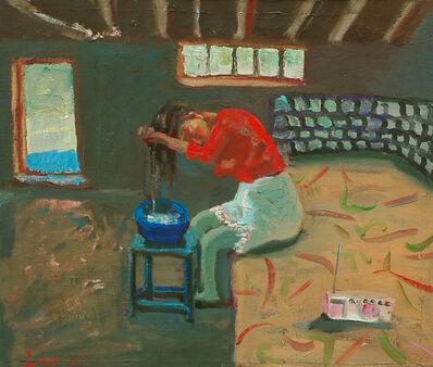 Zhang Yongxu, 'Washing Hair', 2003