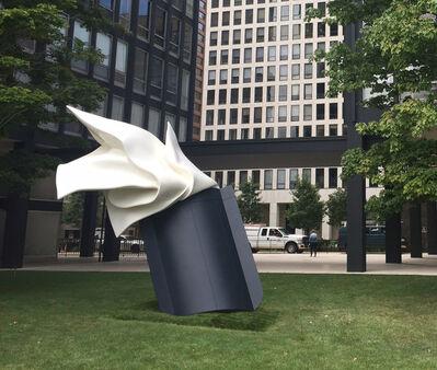 Claes Oldenburg & Coosje van Bruggen, 'Architect's Handkerchief', 1999