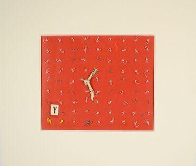 Varujan Boghosian, 'Y Knot', 2018