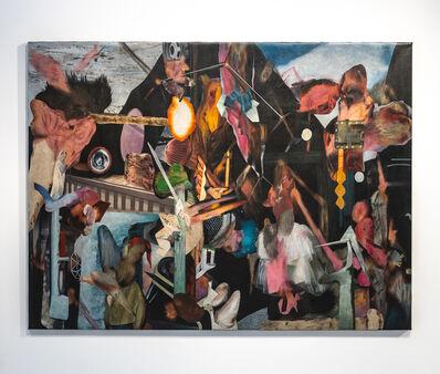 Rodel Tapaya, 'Lost in the Humming Air', 2020