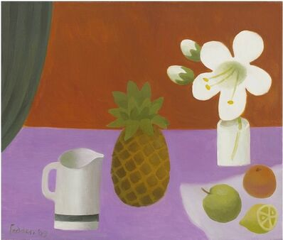 Mary Fedden, 'Pineapple', 2009