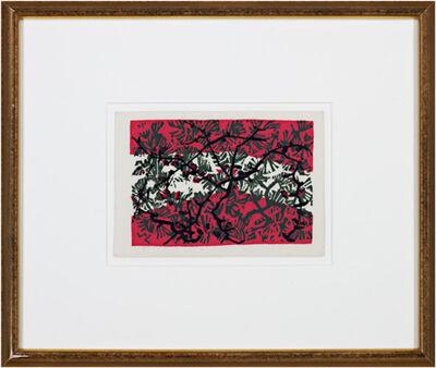 Schomer Lichtner, 'Tamarack Pattern', 1969