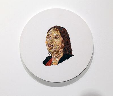 Julie Marie Seibert, 'Sharice Davids', 2019