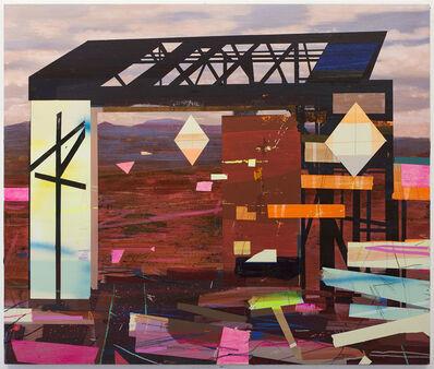 Kristen Schiele, 'Cabin 1', 2018
