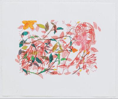 Ghada Amer & Reza Farkhondeh, 'Five Equatorial Seasons, Summer', 2008