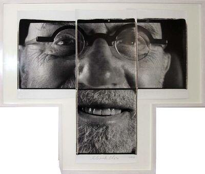 Chuck Close, 'Self-Portrait', 2008