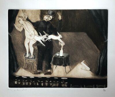Francisco Toledo, 'The Magician', 1974