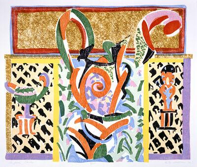 Betty Woodman, 'Pompeian Garden', 1992