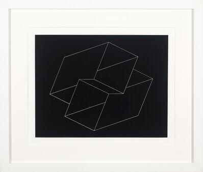 Josef Albers, 'Portfolio 2, Folder 10, Image 2 from Formulation: Articulation', 1972