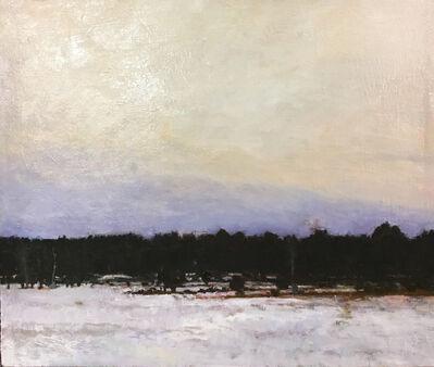 Kristen Garneau, 'First Snow', 2019