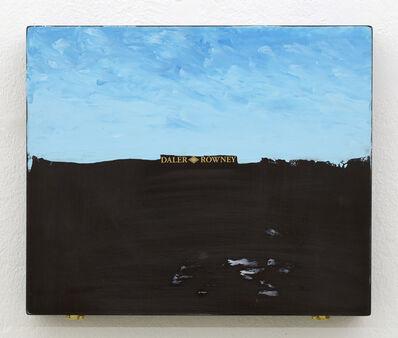 Gottfried Bechtold, 'Der Malerhimmel', 2008