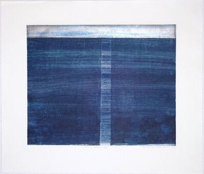 Kenjilo Nanao, 'Silver Waves VII', 2003