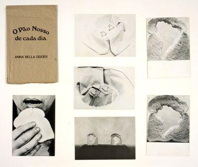 Anna Bella Geiger, 'O pão nosso de cada dia [Our Daily Bread]', 1978