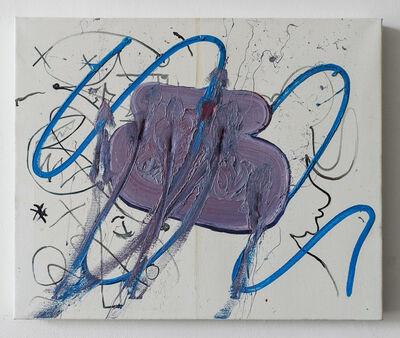 Francesc Ruiz Abad, 'Untitled (after L. Fontana)', 2017