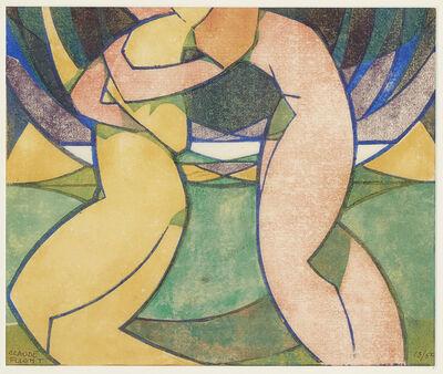 Claude Flight, 'Spring [Coppel CF 16]', 1926