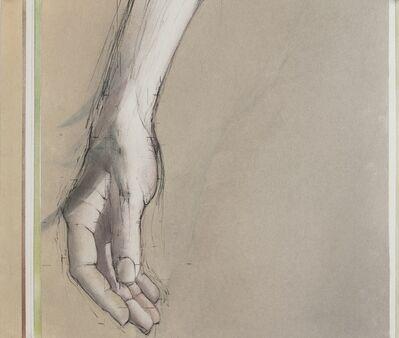 Stephen Namara, 'Hand Study / dry pigment on archival paper ', 2019