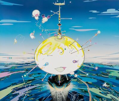 Takashi Murakami, 'Mamu came from the sky', 2007