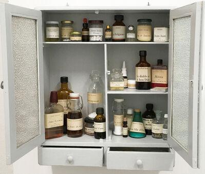 Peter Wüthrich, 'Literary Pharmacy', 2020