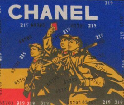 Wang Guangyi 王广义, 'Chanel', 2004