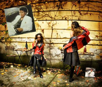Paolo Vegas, 'Vintage series - Cloning Michael Jackson', 2014