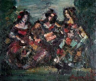 Varoujan VARDANIAN, 'A Conversation', 1996