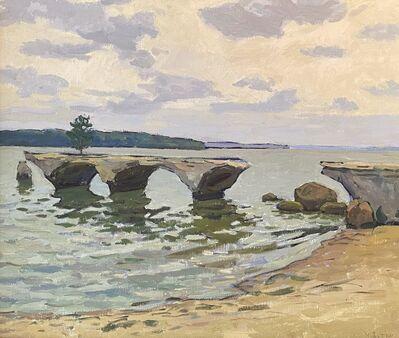 Viktor Butko, 'The Old Pier', 2020