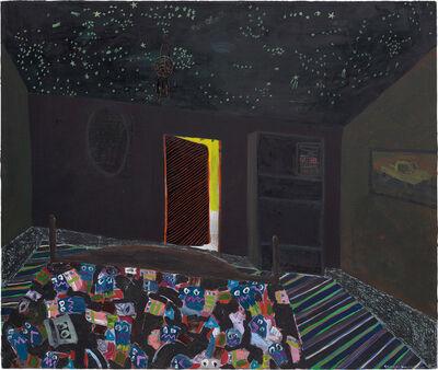 Shara Hughes, 'Bed Bugs', 2007