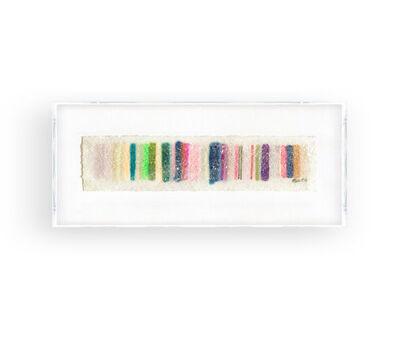 Kristi Kohut, 'Chromatic Stripe 4', 2014-2019