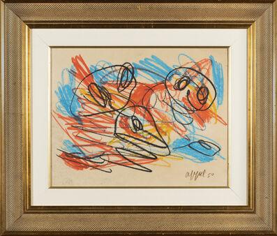 Karel Appel, 'Figures', 1950