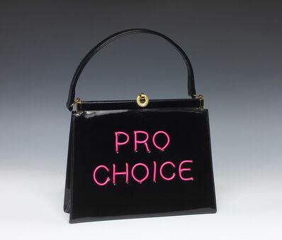 Michele Pred, 'Pred-a-Porter: Pro Choice #9', 2015