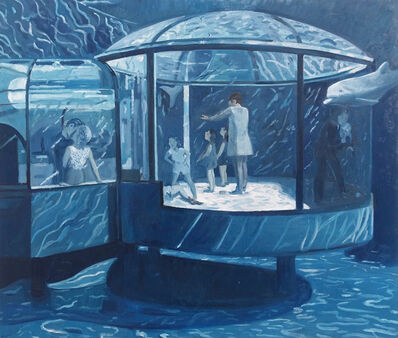 Aaron Zulpo, 'In the Deep with You', 2018