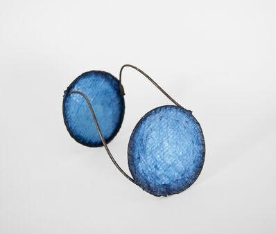 Elisa Lendvay, 'Two Blue', 2016